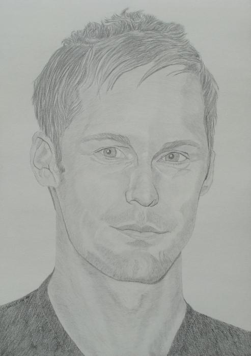 Alexander Skarsgård by ajaks